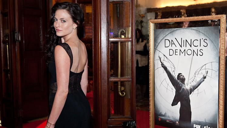 "World Premiere Screening of ""Da Vinci's Demons"""