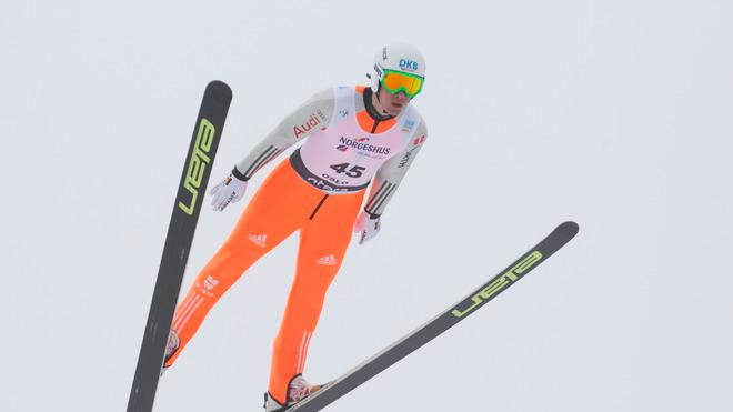 Tino Edelmann Of Germany Competes AFP/Getty Images