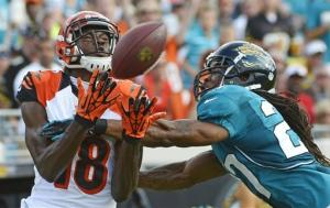 Bengals beat Jaguars 27-10 for 3rd straight win
