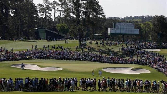 Masters Tournament - Sunday's tee times at Augusta