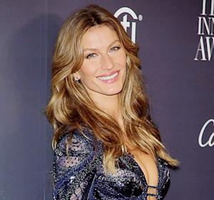Gisele Bundchen Doesn't Own a Hairbrush, Only Watches Football When Tom Brady Plays