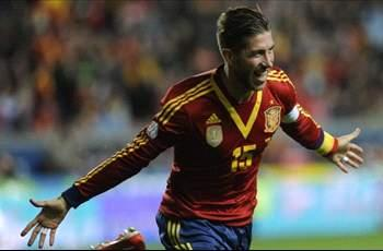 Ramos hits back at 'hurtful' Spain critics
