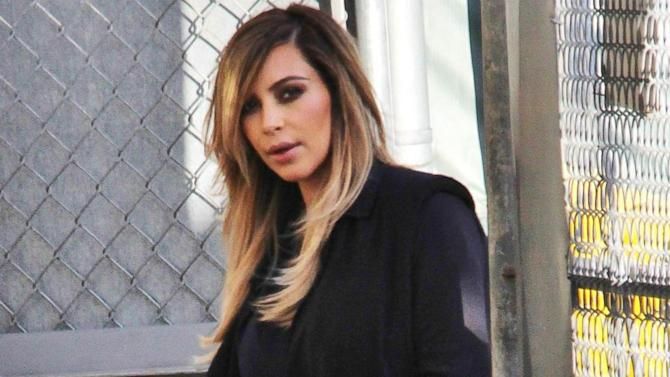 Kim Kardashian Reveals Secrets to Post-Baby Weight Loss