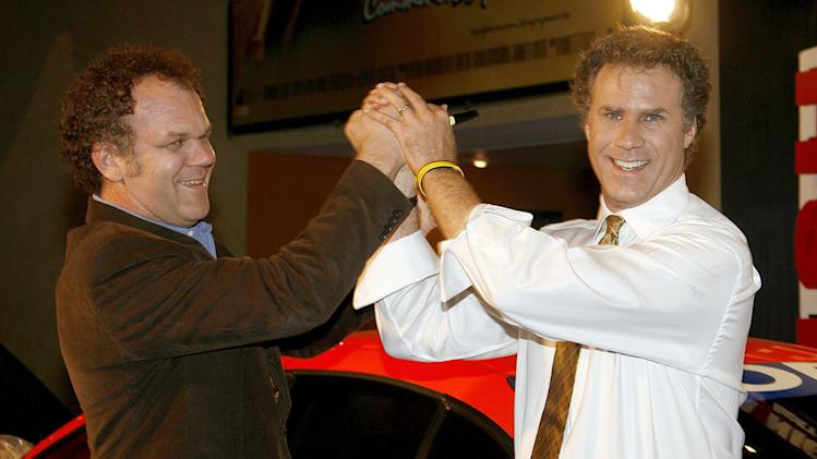 Will Ferrell 2006 John C. Reilly