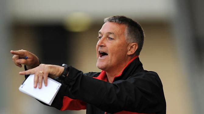 Rob Kelly is taking temporary charge at Nottingham Forest