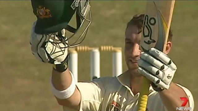 Tributes to flow for Phillip Hughes' first anniversary