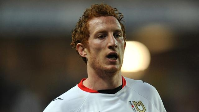 League One - Late test for MK Dons' Lewington