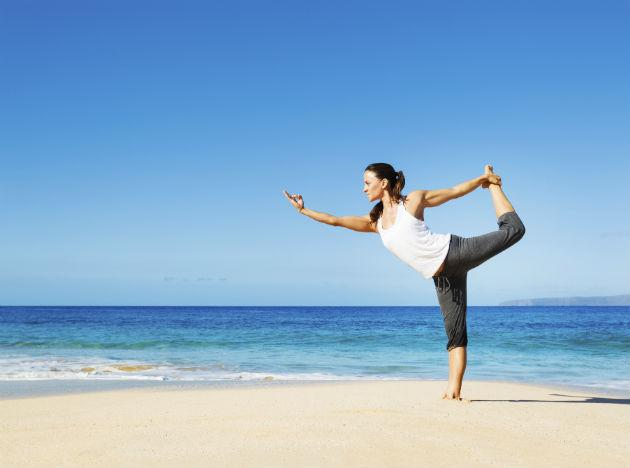 Life-improving benefits of yoga