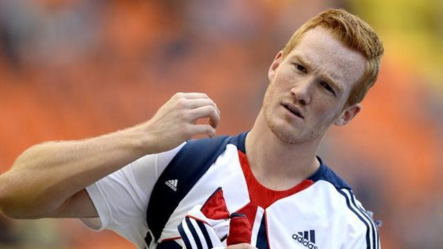 Athletics - Olympic champion Rutherford puts record fuss behind him