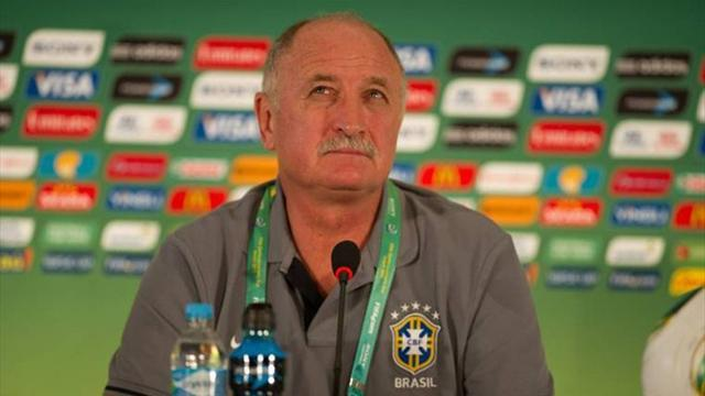 World Cup - Don't expect too much from jet-lagged Brazil, says Scolari