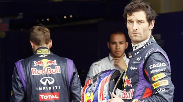 Mark Webber furious after the Malaysian Grand Prix