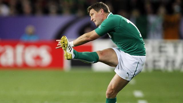 Top 14 - O'Gara retires to take up coaching role in France