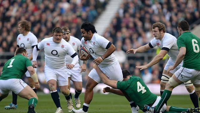 Ligament damage rules Vunipola out for remainder of Six Nations