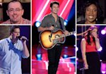 Reality Check: Will The Voice's Best Man Survive the Battles? Plus: X Factor's Paulina Problem