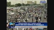 The Metro Manila Development Authority is again flooded with complaints on the second day of operations of the Southwest Integrated Terminal in Paranaque City. For more news click here.  For more of The World Tonight click here.