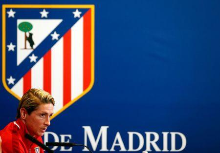 Atletico Madrid v Bayern Munich news conference