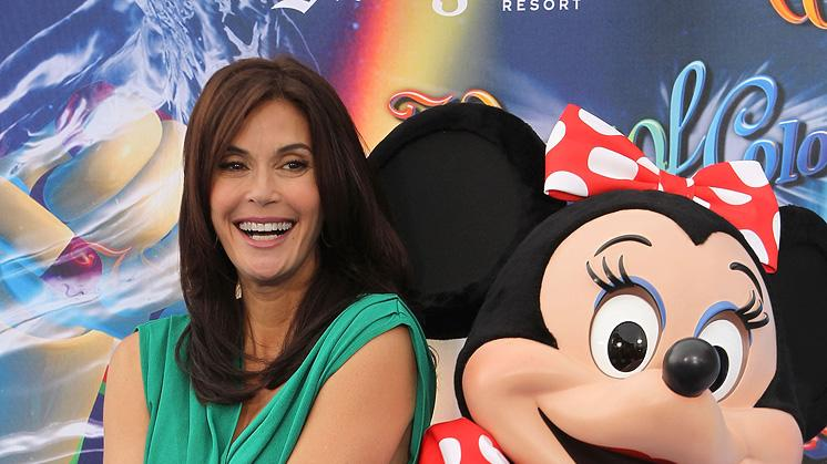Teri Hatcher Disney Evnt
