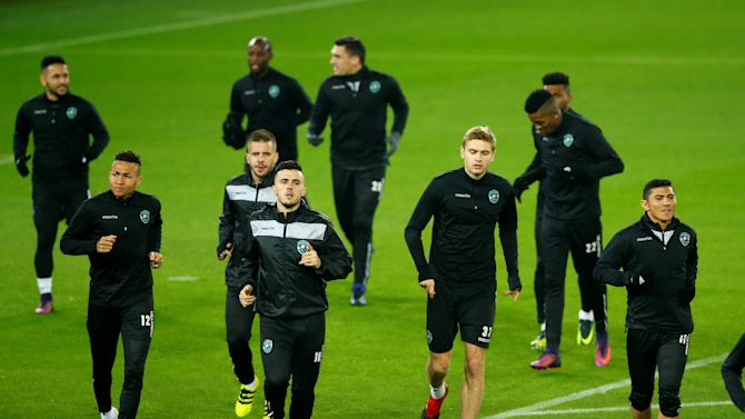Football Soccer - PFC Ludogorets Razgrad Training - UEFA Champions League Group A
