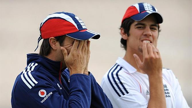 Cricket - Vaughan: I was wrong about Cook