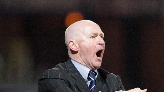 Football - Brown salutes Dundee effort