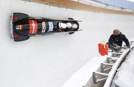 Bobsleigh and Skeleton: IBSF World Cup-Bobsleigh