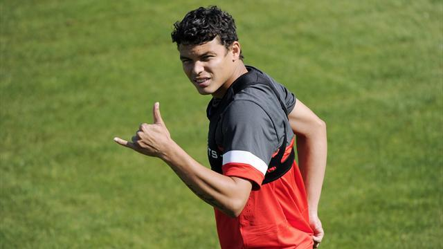 Serie A - Thiago Silva: PSG not as big as Milan