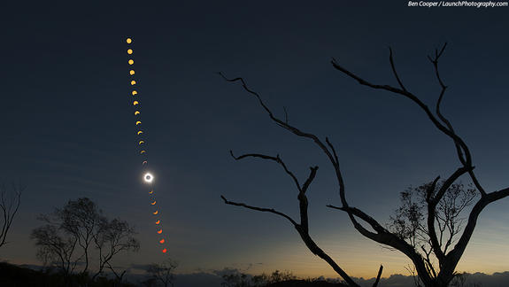 Eclipse Chaser: A Firsthand Account of a Total Solar Eclipse