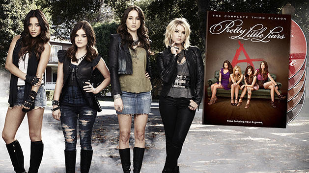 """Pretty Little Liars"" Giveaway"