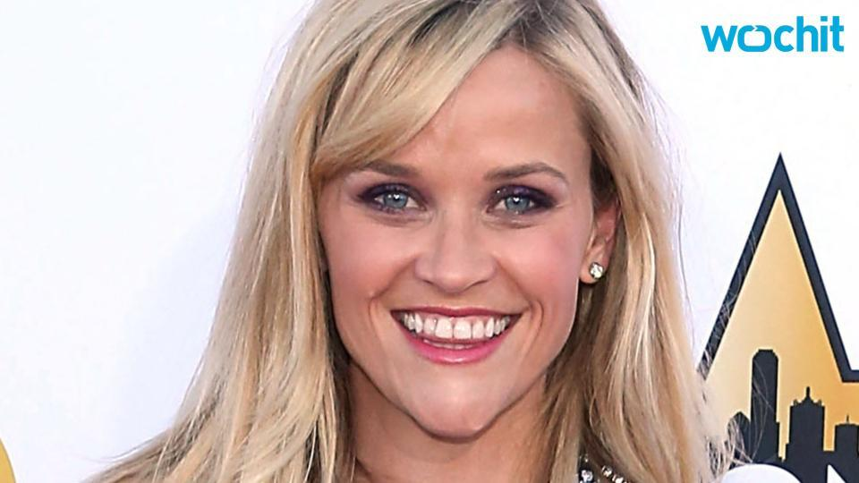 Reese Witherspoon Will Play Tinker Bell in Live-action Disney Film