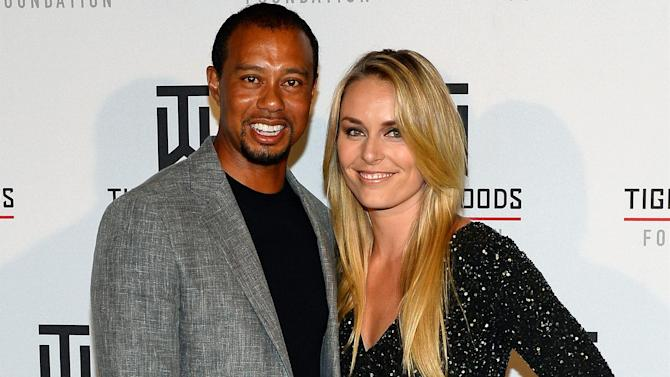 Golf - Golf's Tiger Woods and Olympic skier Lindsey Vonn break up
