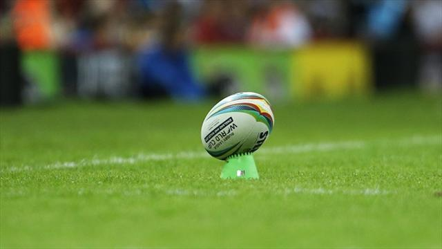 Rugby League - Bulls sign Wolves trio