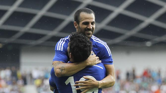 Jose Mourinho: Cesc Fabregas was 'The Missing Piece' in my Chelsea Squad Last Season