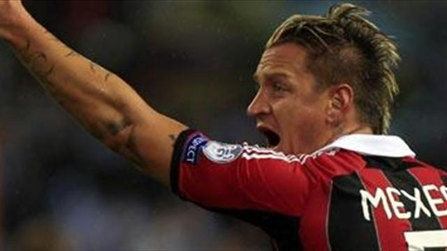 Serie A - Mexes wants Allegri to stay