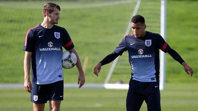 Football - Southgate hails Morrison talent