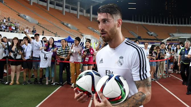 Liga - Sergio Ramos 'agrees new contract to stay at Real Madrid until 2020'