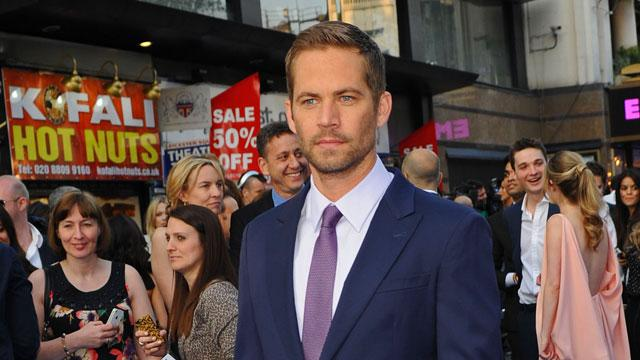 New Report: 93 MPH Speed, Old Tires Caused Paul Walker Crash