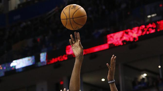 Westbrook, Durant rounding into form for Thunder