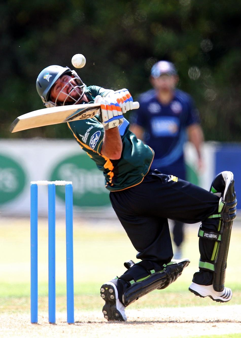 Auckland Aces v Central Stags - Ford Trophy Mens One-Day Match