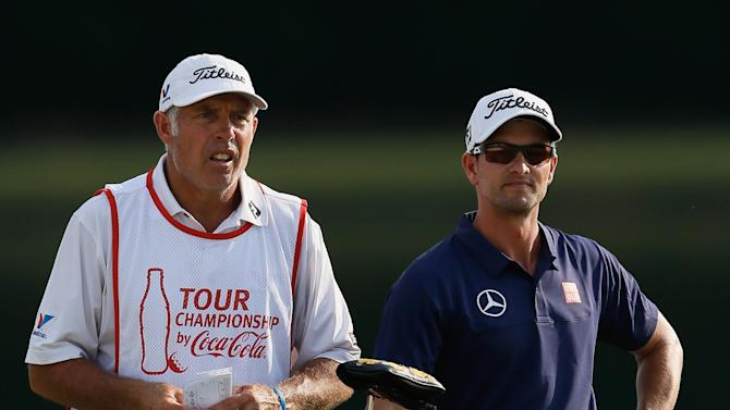 TOUR Championship by Coca-Cola - Round Two