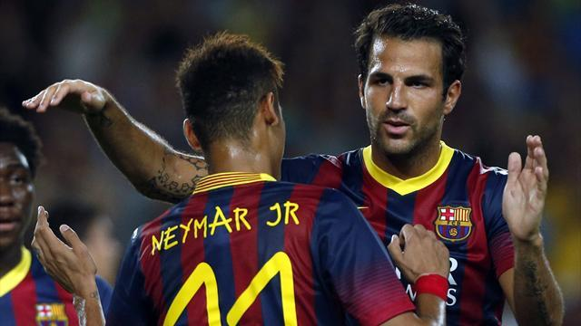 Premier League - Fabregas: I'm staying at Barcelona