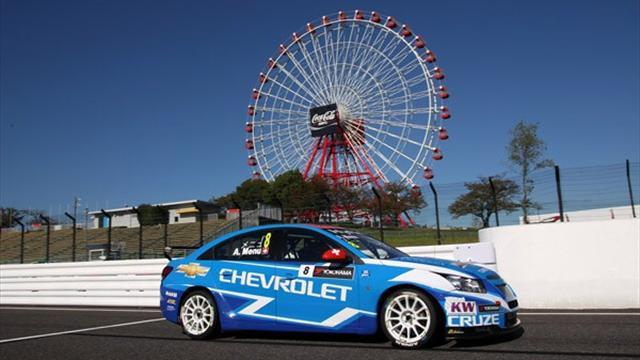 WTCC: Menu remains on top at Suzuka