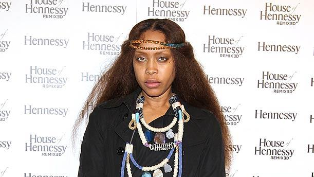 Erykah Badu Game Over Party