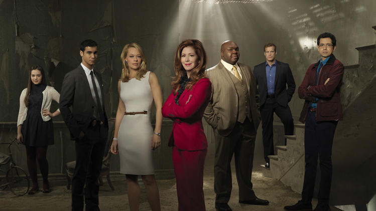 Body of Proof (ABC, 2/5)