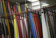 "Canoes and kayaks in the Nelo factory, in Vila do Conde, northern Portugal, in June. The ""Made in Portugal"" label will dominate the waters at the London Olympics, with the country's kayak-canoe industry prospering despite a floundering economy"