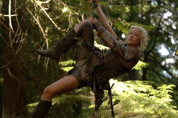 Kristanna Loken in Freestyle Releasing's In the Name of the King: A Dungeon Siege Tale