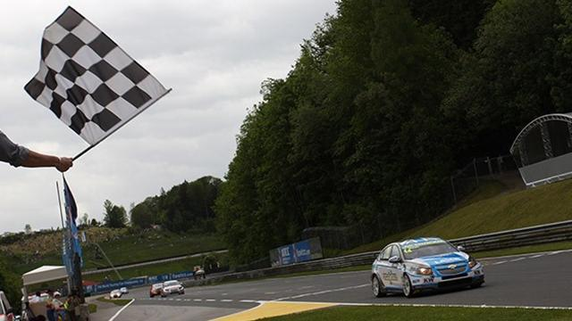 WTCC - Nash takes maiden win at Salzburgring