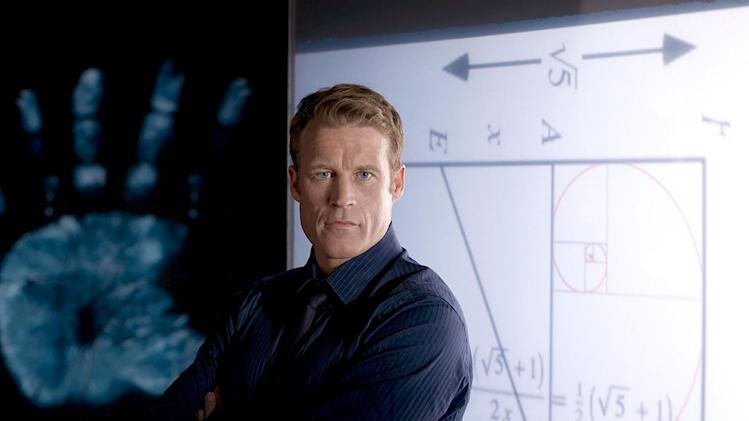 Mark Valley stars as John Scott in Fringe.