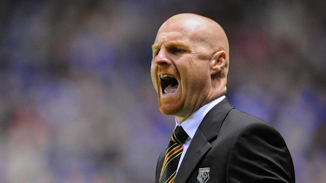 Watford have sacked Sean Dyche