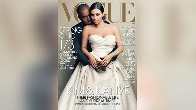 Best Quotes From Kim Kardashian and Kanye West's Vogue Cover