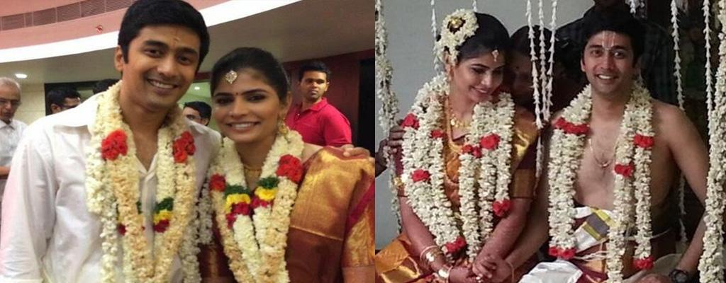 Chinmayi Sripada And Rahul Ravindran Marriage